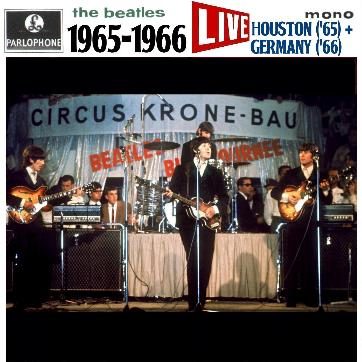 Live 1965 1965 Houston Germany
