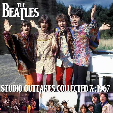 Studio Outtakes Collected 7c 1967