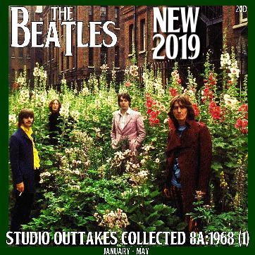 Studio Outtakes Collected 8a 1968 2018
