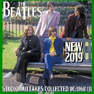 Studio Outtakes Collected 8c 1968 2018