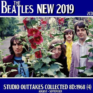 Studio Outtakes Collected 8d 1968 2018