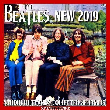 Studio Outtakes Collected 8e 1968 2018
