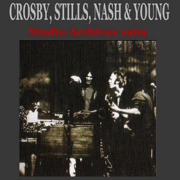 1969 CSNY Studio Archives