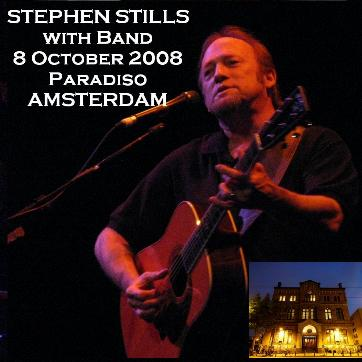 S live 2008 10 08 Paradiso Amsterdam
