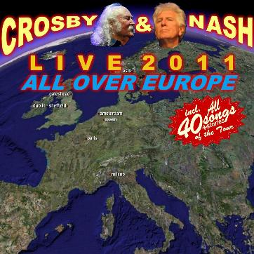 live 2011 CN Europe