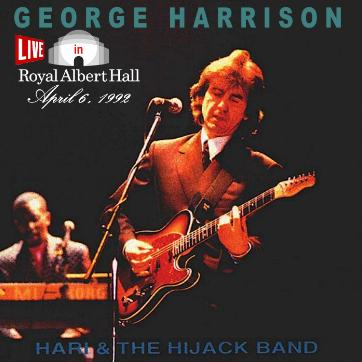George Live 1992 Royal Albert Hall