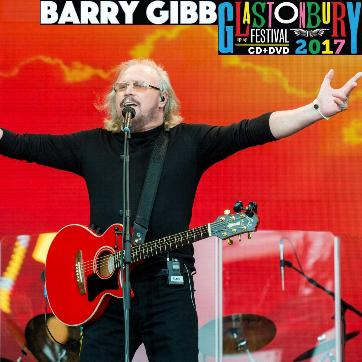 Barry Gibb Live 2017Glasto