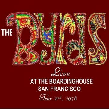 Byrds live 1978 SF