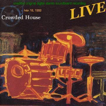 Crowded House 1992 02 18 Live