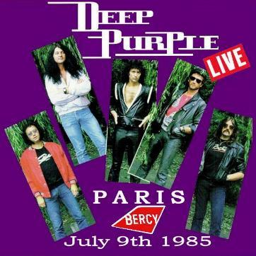 Deep Purple live 1985 Paris