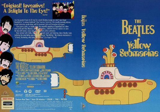 DVD Yellow Submarine